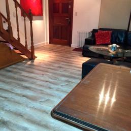 piso con humedad piso flotante porcelanato